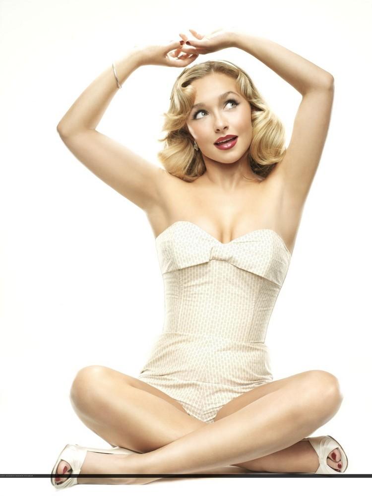 Foto de Hayden Panettiere en Vanity Fair (6/9)