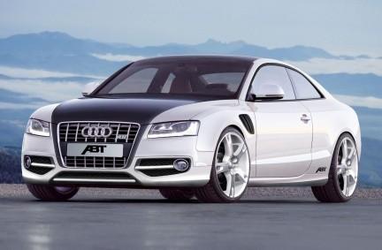 Abt AS5, ya le han metido mano al coupé de Audi