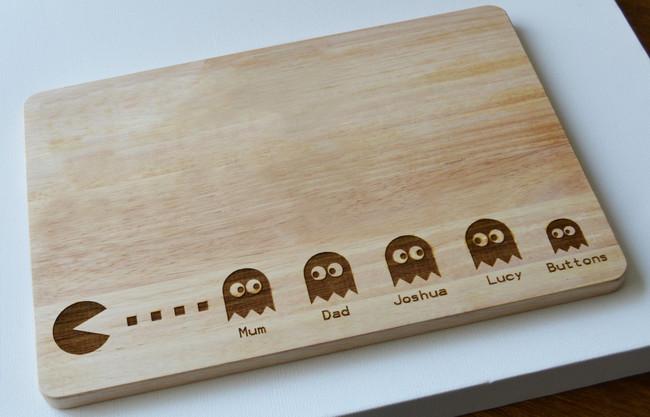 Tabla Pacman