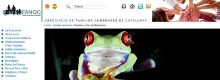 30 de marzo: día de las Familias Numerosas en el Zoo de Barcelona ¡Los niños no pagan!
