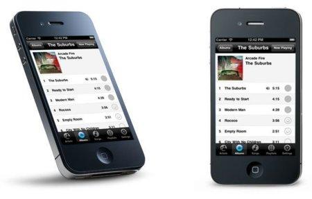 Canonical Ubuntu One Music iPhone