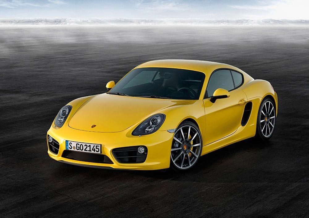 Foto de Porsche Cayman 2013 (7/9)