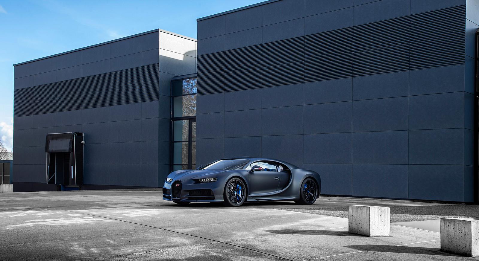 Foto de Bugatti Chiron Sport 110 ans Bugatti (10/12)