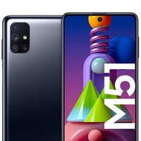 El Samsung Galaxy M51 llega a España: precio y disponibilidad oficiales del gama media con 7.000 mAh de batería