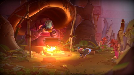 Análisis de The Last Campfire: hay vida más allá de No Man's Sky con este mundo precioso