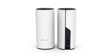 Para montar tu red WiFi en malla, hoy Amazon te deja el kit TP-Link Deco P9 con dos nodos por sólo 149,99 euros