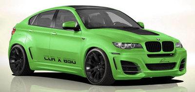 LUMMA CLR X650, un BMW X6 diferente