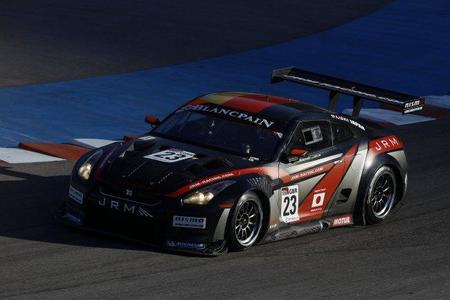 Lucas Luhr y Michael Krumm se llevan el título del FIA GT1