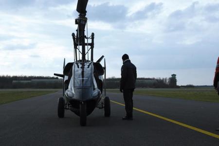 PAL-V modo vuelo