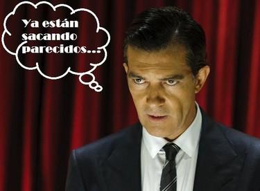 Pues sí, Antonio Banderas ya tiene el corazón contento