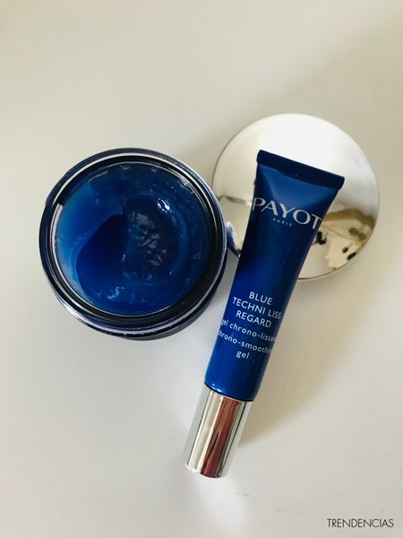 review blue techni liss payot
