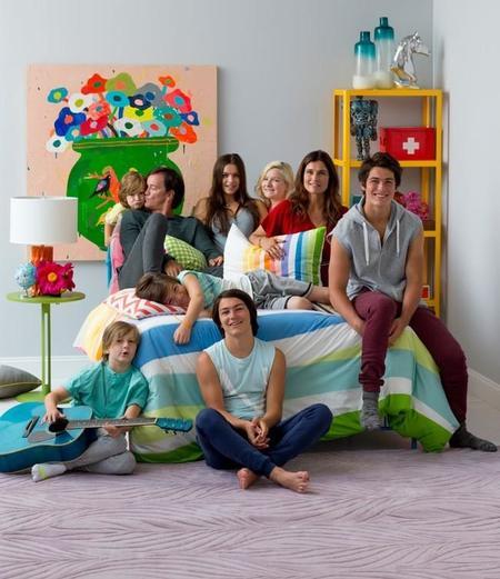 No te pierdas la nueva colección de Novogratz para dormitorio y baño llena de color