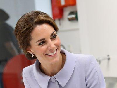 Kate Middleton se convierte en La Joven de la Perla