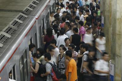 Pekin 2008: el Metro