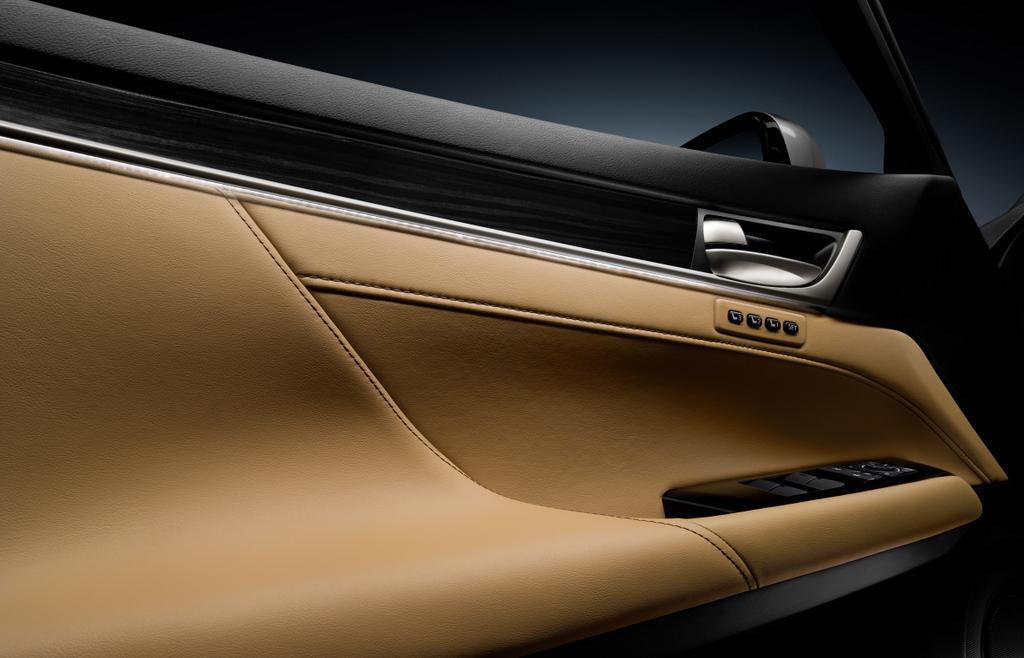 Foto de Lexus GS 2012 (17/21)