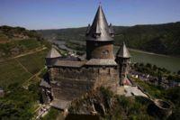 Las princesas también duermen en albergues: el castillo Stahleck
