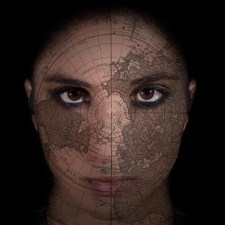 Manchas oscuras en el rostro: un mapa mundi cada temporada