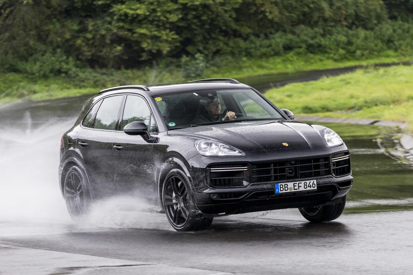 Foto de Porsche Cayenne 2018: repaso tecnológico (51/67)