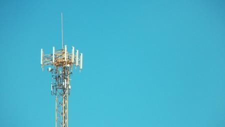 Mobile Sky Wind Antenna Mast Blue 799918 Pxhere Com