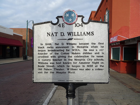 Nat D Williams Tennessee Historical Commission 2