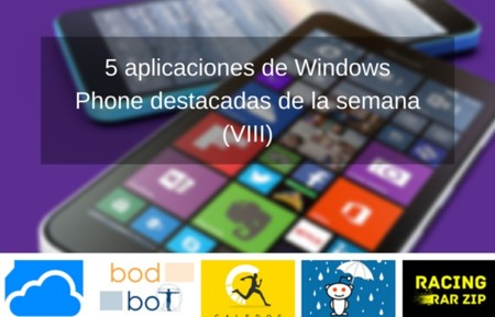 5 aplicaciones de Windows Phone destacadas de la semana (VIII)