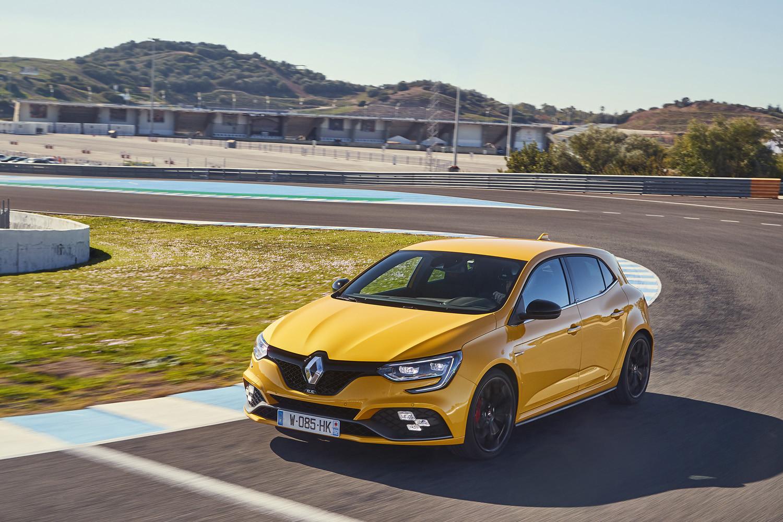 Foto de Renault Mégane R.S. 2018, toma de contacto (7/129)