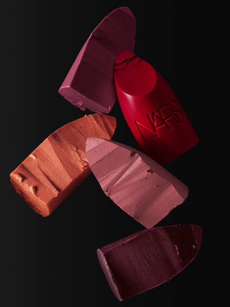 Nars Iconic Lipstick Group Stylized Image 1