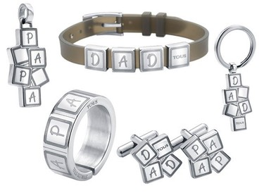 Día del Padre: joyas de Tous