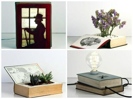 La Reciclería, libros con luz propia