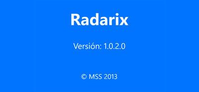 Radarix, protege tus puntos y tu bolsillo desde Windows Phone