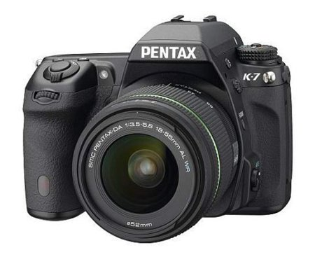 Pentax K-7, inminente