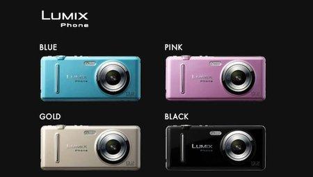 Panasonic Lumix Phone ¿una cámara con teléfono o al revés?