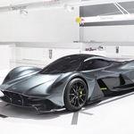 Cosworth fabricará el V12 del AM-RB 001, pero no será el único colaborador renombrado