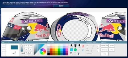 Buscan diseñador para el caso de Vettel