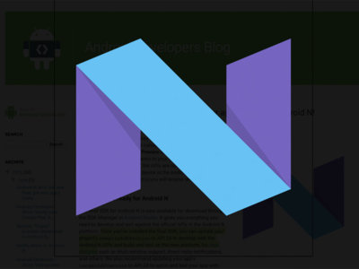 Android N Developer Preview 4, ya disponible con las APIs finales