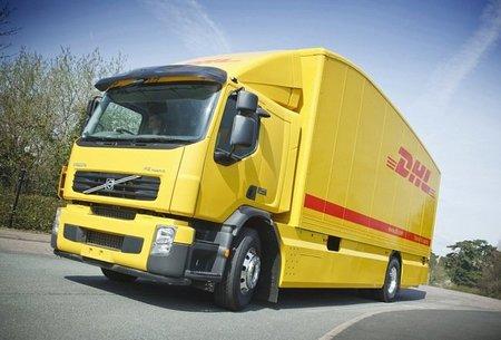 Volvo FE Hybrid distribución