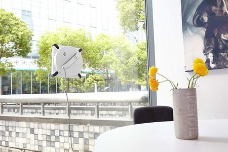 El robot limpiador de ventanas y cristaleras Ecovacs Winbot 950 está rebajado a 287 euros con envío gratis en Amazon