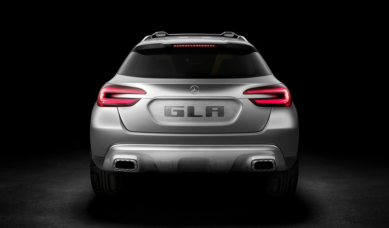 Foto de Mercedes-Benz GLA Concept (6/12)