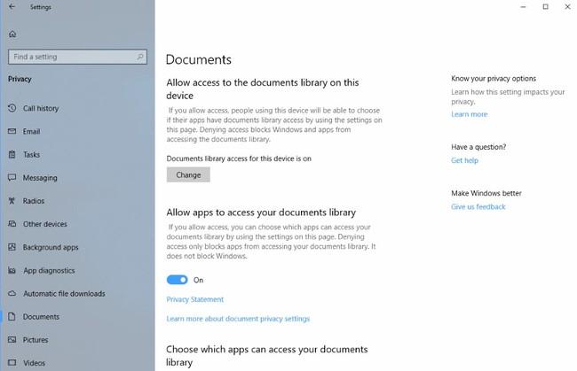 Documents Copia
