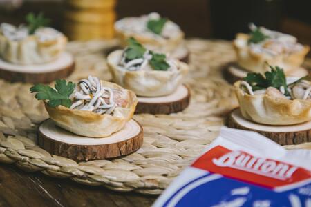 Tartaletas, las reinas del picoteo: rellenos sorprendentes y cómo prepararlas en casa