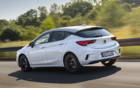 Opel Astra Opc Sport Pack 5