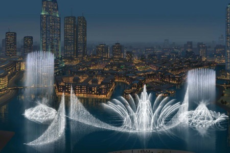 Fuente Dubai
