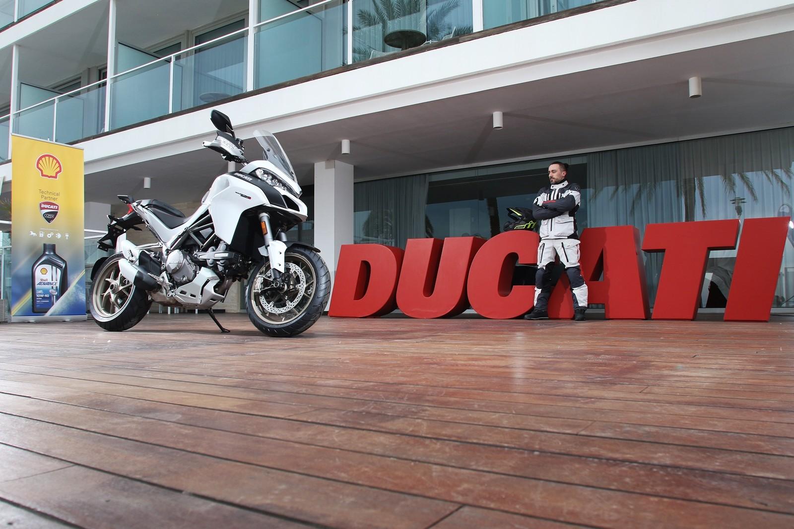 Foto de Ducati Multistrada 1260 2018 prueba (21/21)