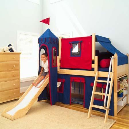 Habitaciones tem ticas para ni os - Ver camas para ninos ...