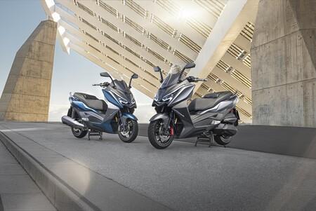 El Ariic 318 es un scooter medio que llega con 27 CV, cámara delantera y un precio más que asequible: 4.399 euros