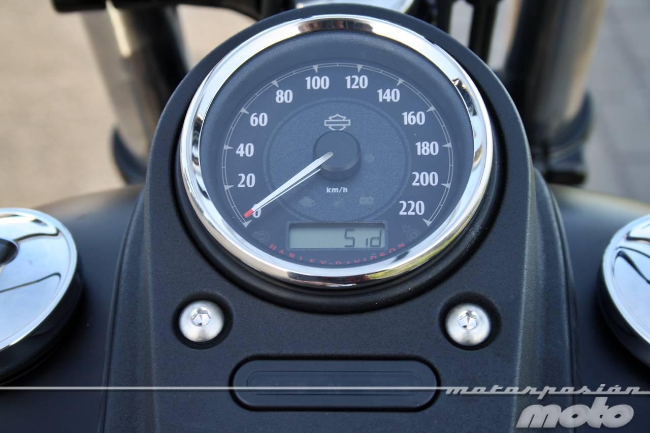 Foto de Harley Davidson DYNA Street Bob, prueba (valoración, ficha técnica y galería) (25/35)