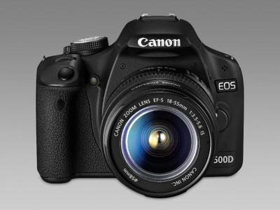 Nueva Canon EOS 500D