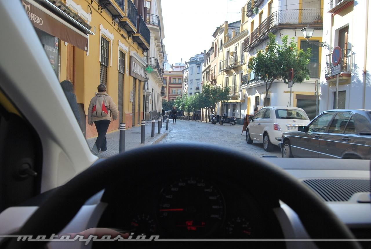 Foto de SEAT Mii (prueba) (22/63)
