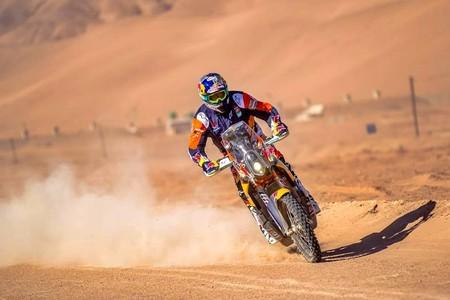 Toby Price Dakar 2017