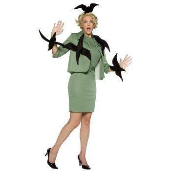 Disfraz de Tippi Hedren en Los Pájaros para Halloween